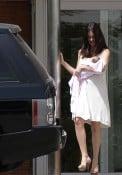 Paz Vega Shows Off Baby Ava!