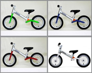 LikeaBike Introduces Aluminum Balance Bike