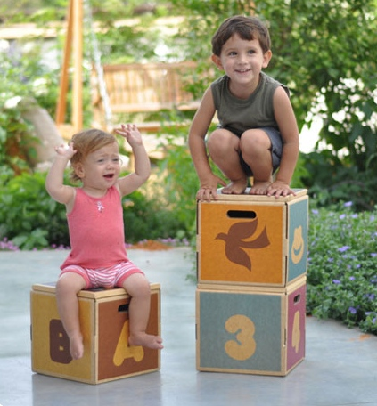Green Lullaby Multibox: Eco-Friendly Storage With An Educational Twist