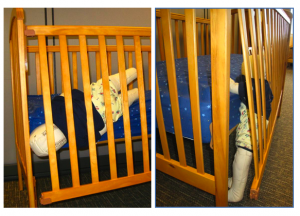 RECALL: 400,000 Simplicity Drop Side Cribs Recalled by Retailers Due to Risk of Death from Suffocation