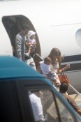Max And Emme Touch Down In Rome