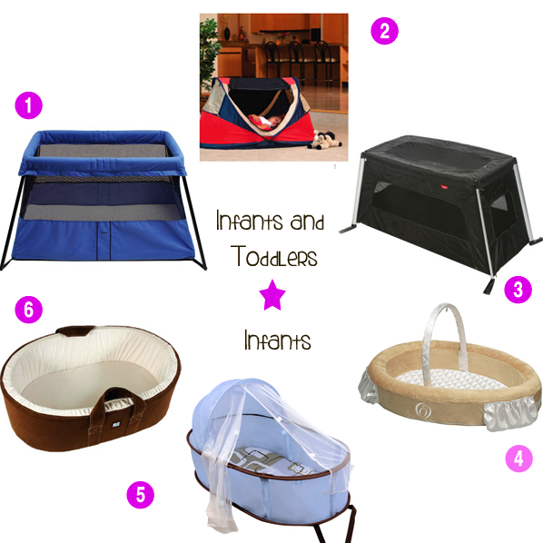 Traveling With Baby 6 Comfortable And Compact Travel Beds Growing
