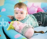 Jodie Sweetin Shows Off Zoie In Baby Couture