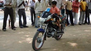 3-Year-Old Granted Special Licence to Drive Powerful Motorcycle