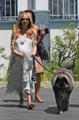 Sarah Michelle Gellar Glows in LA