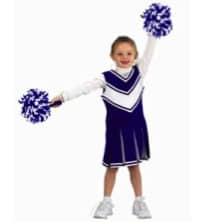 Aeromax Cheerleader Costume