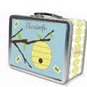 Frecklebox Personalized Lunchboxes: A Great Place For A Snack Or Your Child's Treasured Goods