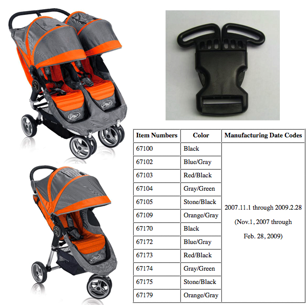 RECALL: 41,000 Baby Jogger Strollers Due to Fall Hazard