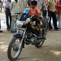 3-Year-Old Granted Special Licence to Drive Motorcycle