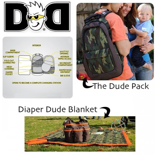 GIVEAWAY: Diaper Dude Parents Summer Survival Package
