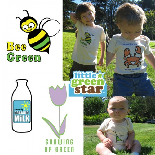 Kids Can Show Their Planet Love With Little Green Star