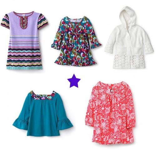Tori Spelling's Little Maven Clothing Line Available At Bloomingdales