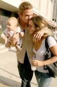 Cam Gigandet Shops With His Sweeties