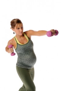 Exercising Pregnancy