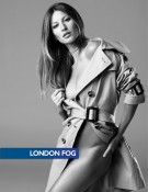 Gisele Bundchen London Fog ad
