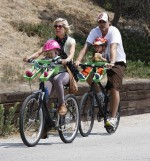 Liam and Stella's Bicycle Ride For 2!