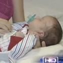 Doctors Perform Live-Saving Surgery on 'Half Born' Baby