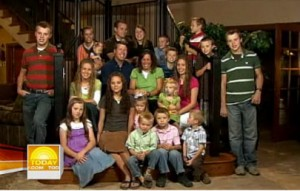 Building An Army!  The Duggars Are Expecting Baby 19!