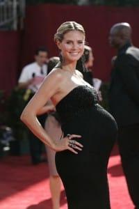 Heidi Klum Is Red Carpet Beautiful!