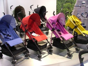 ABC Kids Expo 2009: Quinny/Maxi Cosi 2010