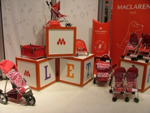 ABC Kids Expo 2009: New From Maclaren