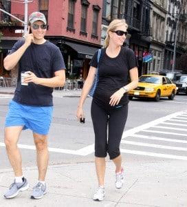 Karolina Kurkova Goes Casual In NYC