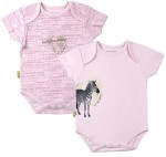 Kushies Its My Planet 2 Organic Layette Collection onesies