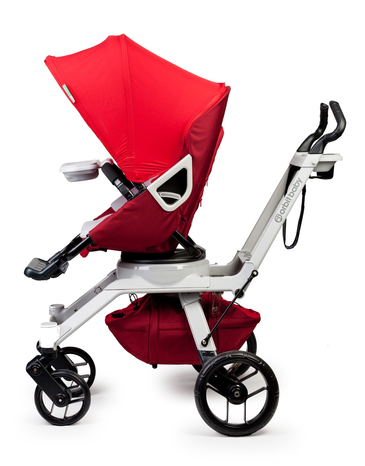 Orbit 2010: Demo of New G2 Stroller(VIDEO) : Growing Your Baby