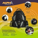 Introducing The New Alpha Sherpa: Review and GIVEAWAY!