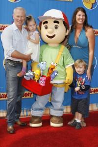 Celebrity Kids Attend Premiere of 'Handy Manny Motorcycle Adventure'