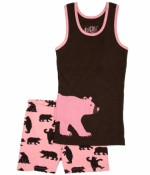 Hatley Pink Bears Collection