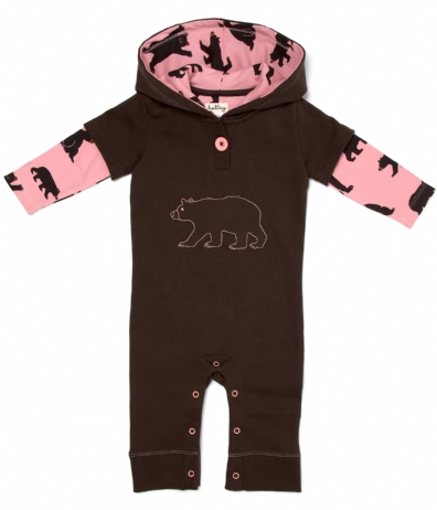 Hatley Pink Bears Collection Growing Your Baby