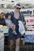 Milla Jovovich and Ever Brown Bag it!
