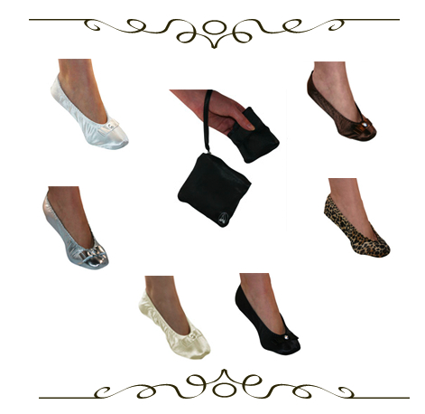 Have Spare Soles Handy When You Your Ditch Your Heels