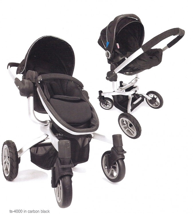 Teutonia To Introduce TS-4000 Travel System
