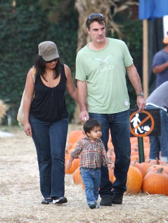 Roundup: Celebrity Pumpkin Picking Weekend!
