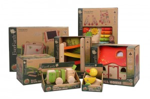 Eco-Fabulous! EverEarth Wooden Toy