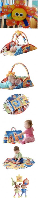 Product Review: Lamaze Play House Gym