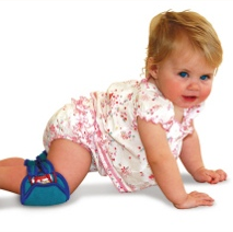Snazzy Baby Knee Pads For Active Kids