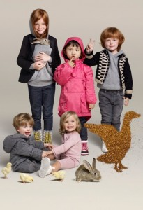 Stella McCartney Debuts Holiday 2009 Collection for babyGap and GapKids!