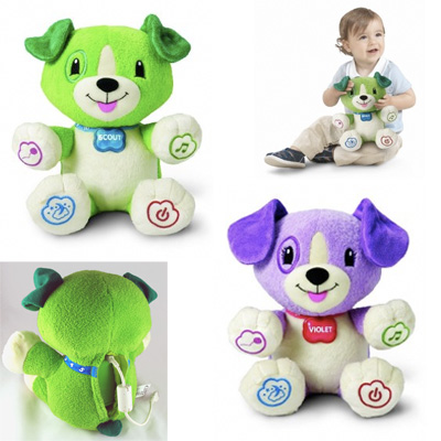Kid Tested: LeapFrog My Pal Scout (GIVEAWAY)