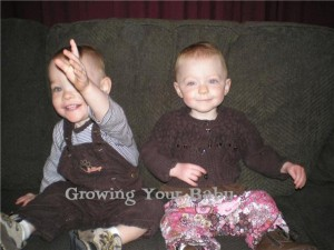 Preemie Profile: 24 Week Twins Charlton & Savannah