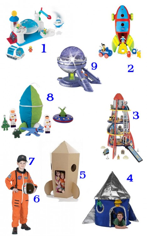 Holiday Gift Guide: 9 Ideas For Your Outer Space Fan