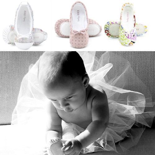 Baby Bloch For Your Little Ballerina