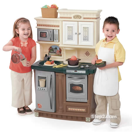 Step 2 Lifestyle Kitchen step 2 lifestyle new traditions kitchen giveaway! : growing your baby