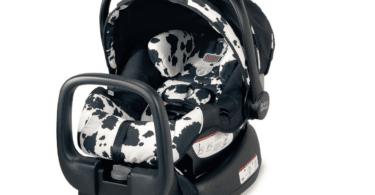 Britax Chaperone Infant Car Seat, Cowmooflage