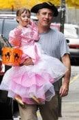 Jon Stewart and his daughter Maggie