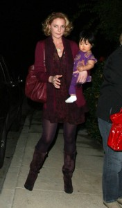 Katherine Heigl and Naleigh Celebrate With Family
