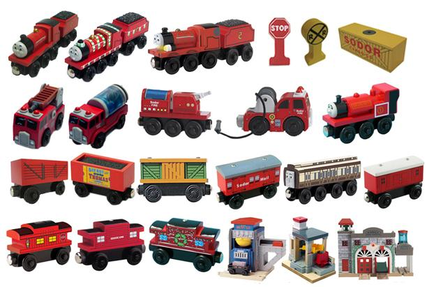 Thomas & Friends Toy Company to Pay $1