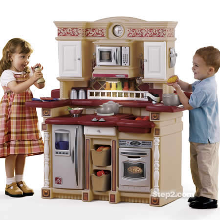 Kid Tested: Step2 Party Time Kitchen
